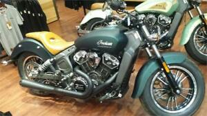 2018 INDIAN MOTORCYCLE® SCOUT® METALLIC JADE