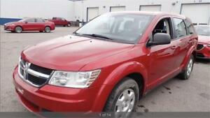 2010 Dodge Journey SE AUTO NO ACCIDENT CERTIFIED 1 YEAR WARRANTY