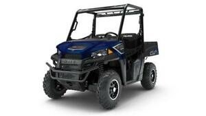 JUST ARRIVED 2018 POLARIS RANGER 570 EPS