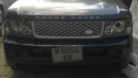 BOSS Number Plate