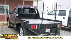 Bradford Built Bale Spear Truck Bed