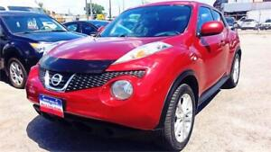 2013 Nissan Juke SV AWD, ONE OWNER, ACCIDENT-FREE