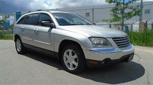 2005 CHRYSLER PACIFICA TOURING-LOADED !! REAR DVD,6 PASS
