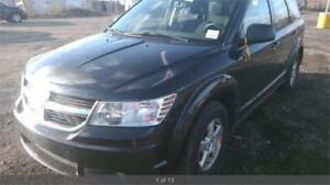 2010 Dodge Journey SE 7PASS NO ACCIDENT CERTIFIED 1YEAR WARRANTY