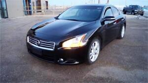 2012 NISSAN MAXIM SV - FINANCING AVAILABLE