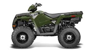 POLARIS SPORTSMAN 570  45HP EFI 4X4  6199.00