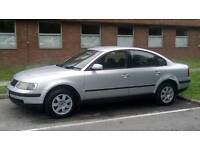 1999 (T reg) vw passat 1.8SE 20v auto