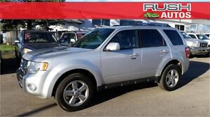 2010 Ford Escape XLT 4X4 **V6, LEATHER, 4 WHEEL ABS**