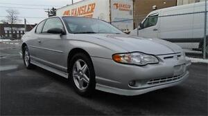 2004 MONTE CARLO SS SUPERCHARGED-LOADED LEATHER POWER EVERYTHING