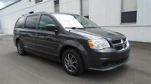 2011 DODGE CARAVAN SXT-STOW N GO,7 PASS,ALL POWER