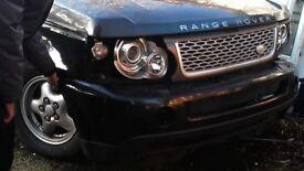 2008 Range Rover Parts