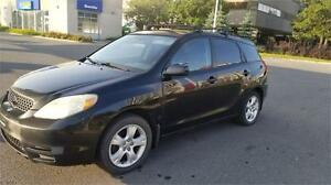 2003 Toyota Matrix automatique