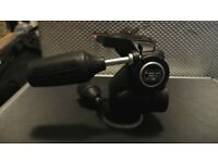 Awesome 3 Way Manfrotto Tripod Head 804RC2 - £50