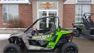 ++FREE TRAILER++2017 Arctic Cat Wildcat XT ONLY $12999**