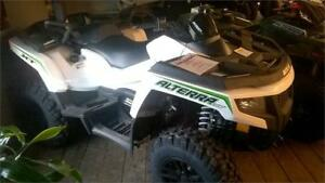2017 Arctic Cat 550 XT/TRV