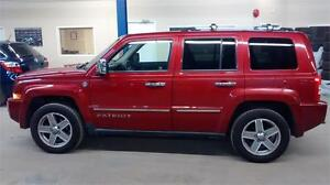 2007 Jeep Patriot Limited AWD 4Cyl