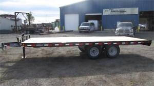 "102""x20Ft Deckover Pintle Hook (14,000 Lbs GVW)"