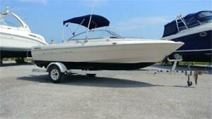 2002 Bayliner 185 Bowrider / Trailer $12,900.00