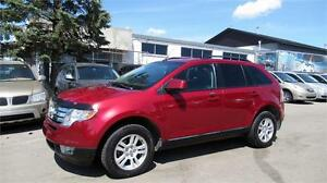 2008 Ford Edge SEL AWD - Leather **MONSTER BLOWOUT**