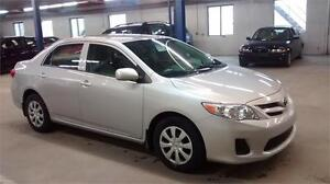 2012 TOYOTA COROLLA CE AIR CLIMATISE VERROUILLAGE CENTRALISE