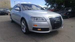 Audi A6 3.0T Supercharged Loaded Back up Camera Certified