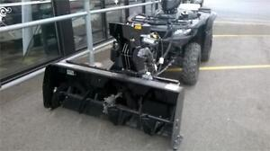 2016 Bercomac ATV-Snowblower