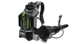EGO POWER+ 600 CFM BACKPACK BLOWER W/5.0AH BATTERY+CHARGER