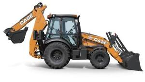 2012 Case 590SN Backhoe, Mint Condition