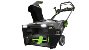 EGO POWER+ SNOW BLOWER PEAK POWER™ W/(2) 7.5AH BATTERIES+CHARGER