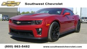 2015 Chevrolet Camaro ZL1, Sunroof, Manual, 14000km