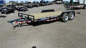 2018 CARHAULER/CONSTRUCTION 20FT TANDEM AXLE (10,400LBS GVW) w/