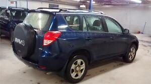 2007 TOYOTA RAV4 4Cyl AIR GROUPE ELECT CRUISE 4 X 4