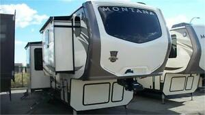 Keystone MONTANA 3820FK 5TH WHEEL