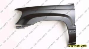 Fender Front Driver Side Capa Jeep Grand Cherokee 1999-2004