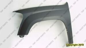 Fender Front Driver Side CAPA GMC Canyon 2004-2012
