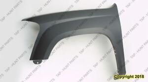 Fender Front Driver Side GMC Canyon 2004-2012