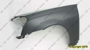 Fender Front Driver Side (Without Side Lamp Hole) Steel Capa Cadillac CTS 2003-2007