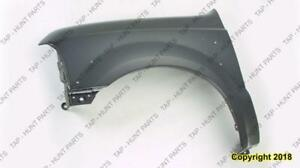 Fender Front Passenger Side With Moulding  Ford F250 F350 F450 F550 2005-2007