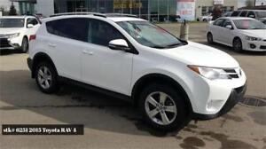 2015 Toyota RAV4 XLE AWD **PRICED TO SELL**