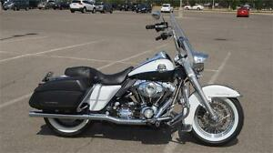 2008 HARLEY DAVIDSON  FLHRCI ROAD KING CLASSIC LIMITED