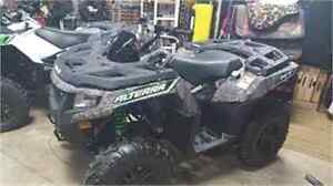 ARCTIC CAT ALTERRA 700 XT EPS West Island Greater Montréal image 1