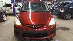 2009 MAZDA5 7PASSAGERS AC GROUP ELECT VERROUILLAGE CENTRAL