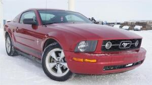 2008 Ford Mustang V6 108k only $7999.00 (+gst) Call JDK 380-2229