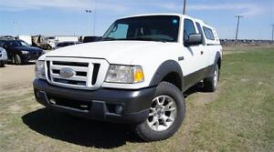 2007 Ford Ranger FX4/Off-Rd 4x4 only $4995.00 call 380-2229