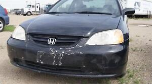 2002 Honda Civic Si blowout price of $2225 only 154k AUTO