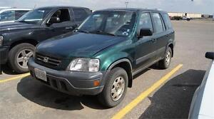 1999 Honda CR-V LX AWD needs safety BLOWOUT $799.00