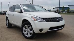 2007 Nissan Murano SL AWD only $4995 call JDK @ (306)380-2229