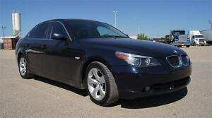2007 BMW 5 Series 525i BLACK ON BLACK only $8995 CALL 380-2229