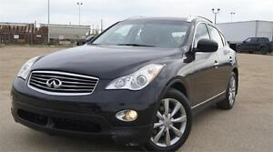 2008 INFINITI EX35 LOADED AWD FINANCING YES!! only $11995.00