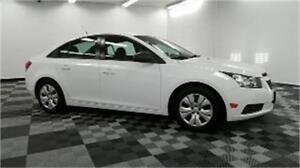 2014 Chevrolet Cruze LT-BLUETOOTH-FACTORY WARRANTY-ONLY 60KM
